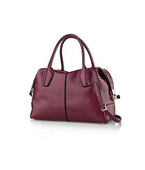 <p>Mala D-Styling pequena em pele <strong>TOD's.</strong></p>