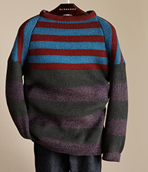 <p>Sweater listada <strong>Burberry</strong>.</p>
